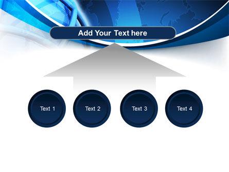 World Presentation PowerPoint Template Slide 8
