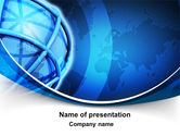 Global: World Presentation PowerPoint Template #10281