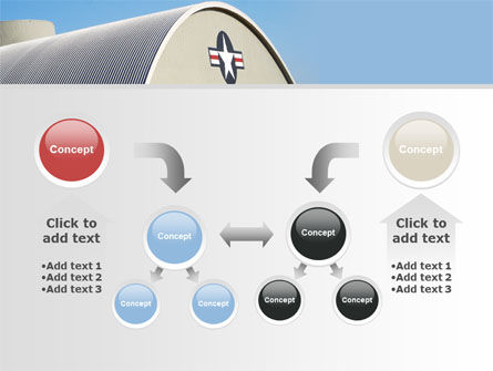 Hangar PowerPoint Template Slide 19