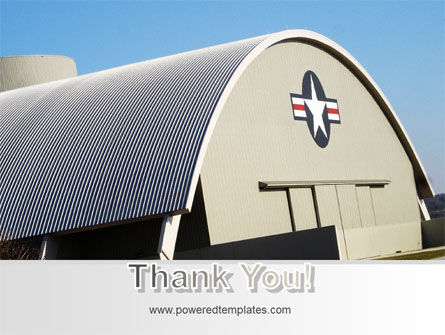 Hangar PowerPoint Template Slide 20