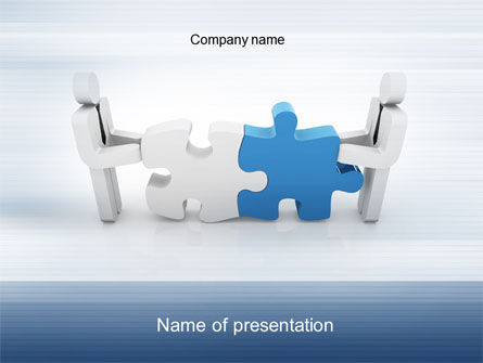 Business Share PowerPoint Template