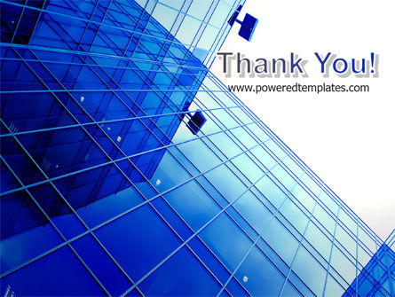 Glass Architecture PowerPoint Template Slide 20
