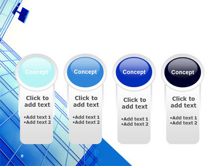Glass Architecture PowerPoint Template Slide 5