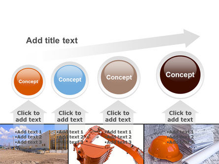 Civil Building PowerPoint Template Slide 13