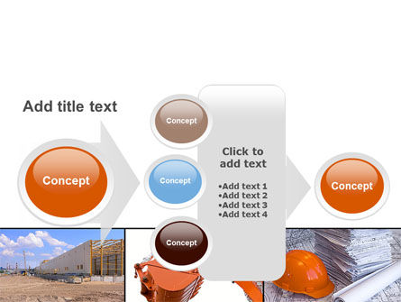 Civil Building PowerPoint Template Slide 17