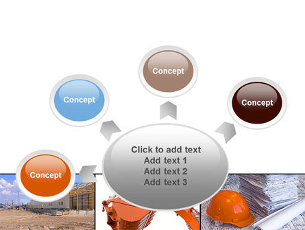 Civil Building PowerPoint Template Slide 7