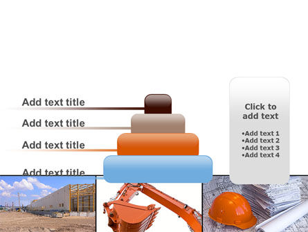 Civil Building PowerPoint Template Slide 8