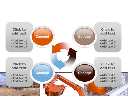 Civil Building PowerPoint Template Slide 9