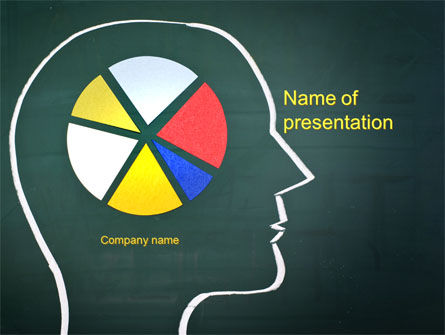 Medical: Mind Share PowerPoint Template #10296