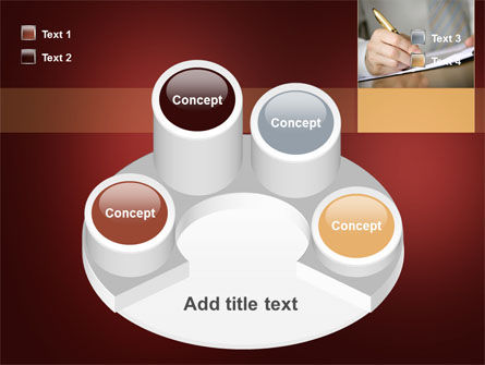 Synopsis PowerPoint Template Slide 12