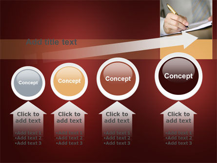 Synopsis PowerPoint Template Slide 13