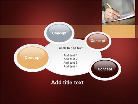 Synopsis PowerPoint Template Slide 16