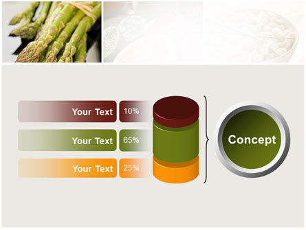 Vegetarian PowerPoint Template Slide 11
