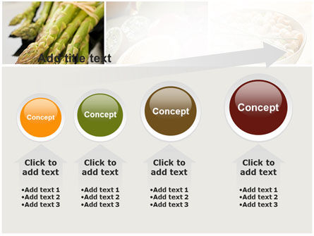 Vegetarian PowerPoint Template Slide 13