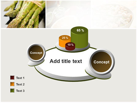 Vegetarian PowerPoint Template Slide 16