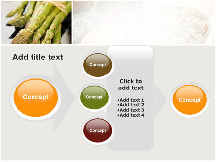 Vegetarian PowerPoint Template Slide 17
