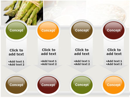 Vegetarian PowerPoint Template Slide 18