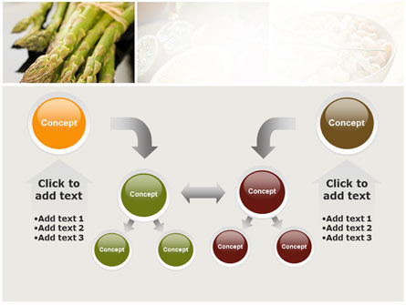 Vegetarian PowerPoint Template Slide 19