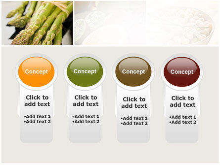 Vegetarian PowerPoint Template Slide 5