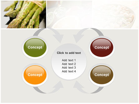 Vegetarian PowerPoint Template Slide 6