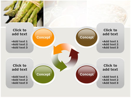 Vegetarian PowerPoint Template Slide 9