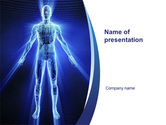 Technology and Science: Cybernetical PowerPoint Template #10299
