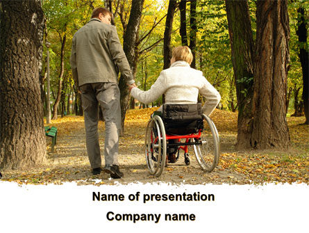 People: Mutual Understanding PowerPoint Template #10302