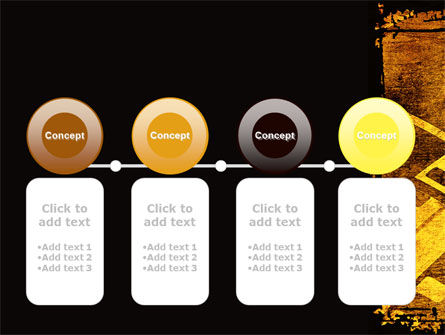 Film Sepia PowerPoint Template Slide 5