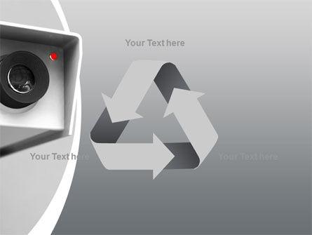 Surveillance PowerPoint Template Slide 10