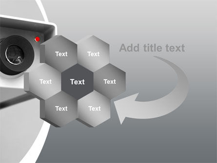 Surveillance PowerPoint Template Slide 11