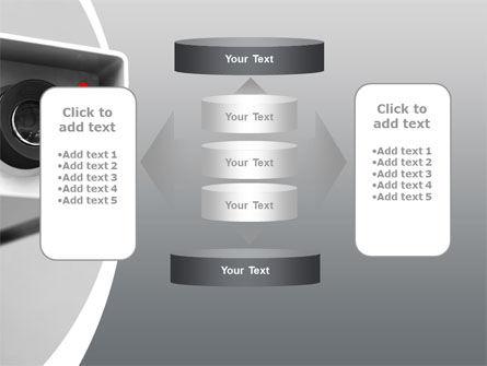 Surveillance PowerPoint Template Slide 13