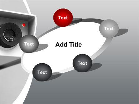 Surveillance PowerPoint Template Slide 14