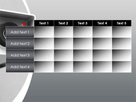 Surveillance PowerPoint Template Slide 15