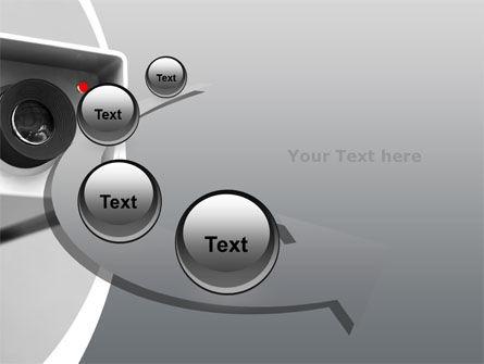 Surveillance PowerPoint Template Slide 6