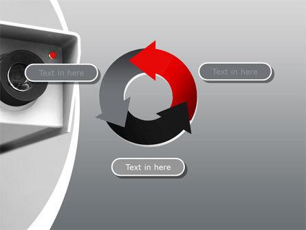 Surveillance PowerPoint Template Slide 9