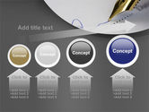 Document Signing PowerPoint Template#13