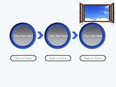 Open Window PowerPoint Template#5