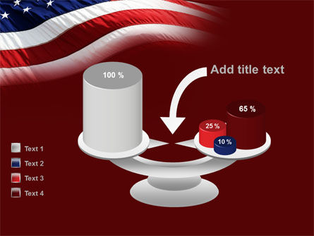 Old Glory PowerPoint Template Slide 10
