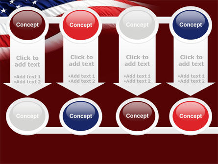 Old Glory PowerPoint Template Slide 18