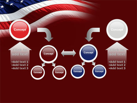 Old Glory PowerPoint Template Slide 19