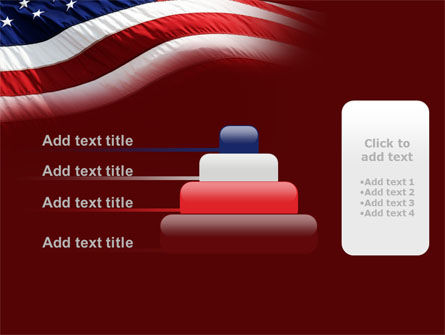 Old Glory PowerPoint Template Slide 8