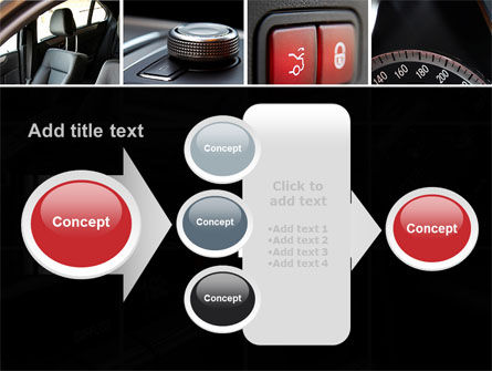 Car Interior Design PowerPoint Template Slide 17