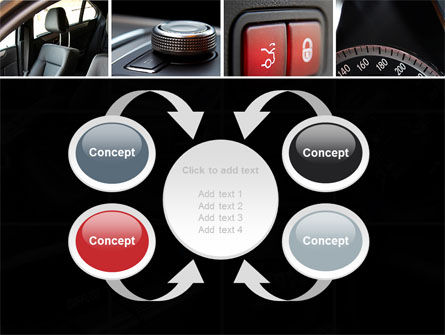 Car Interior Design PowerPoint Template Slide 6