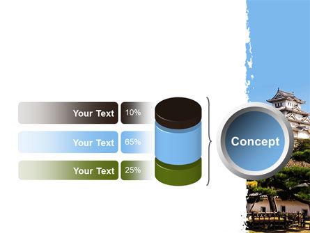 Himeji Castle PowerPoint Template Slide 11