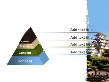 Himeji Castle PowerPoint Template Slide 12