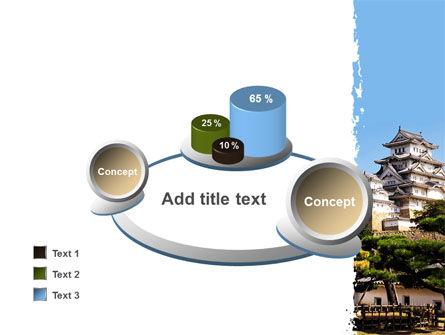 Himeji Castle PowerPoint Template Slide 16