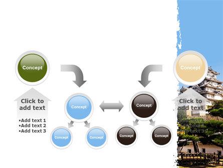 Himeji Castle PowerPoint Template Slide 19