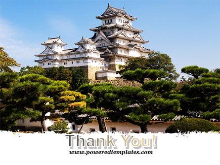 Himeji Castle PowerPoint Template Slide 20