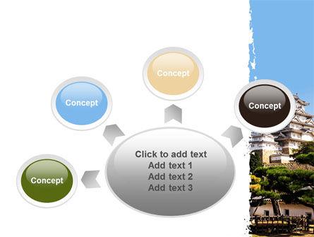 Himeji Castle PowerPoint Template Slide 7