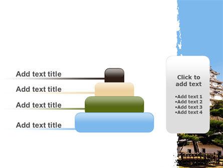 Himeji Castle PowerPoint Template Slide 8